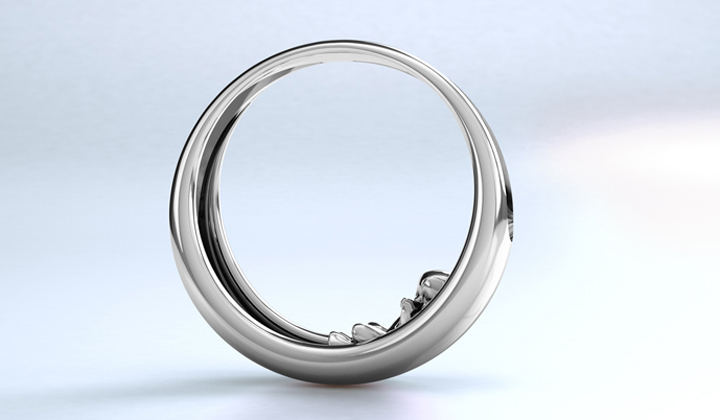 Talibea Amulett in Silber